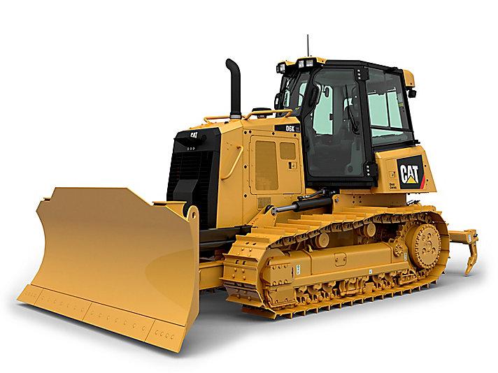 Avesco Rent Alternate  Track type tractor